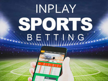 Live 'In-Play' Betting